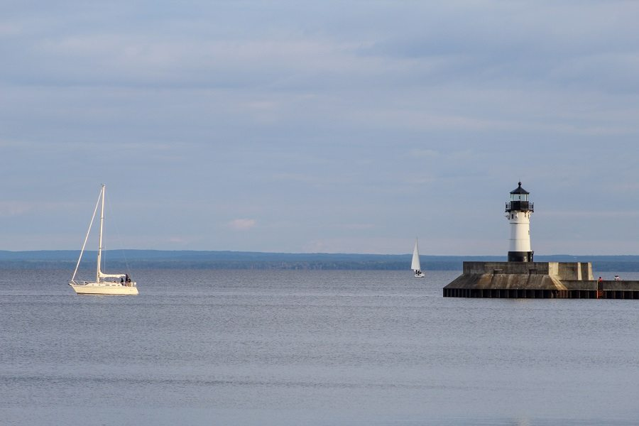Lighthouse - Duluth