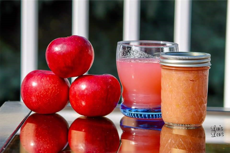 Apples - Canned & Juiced